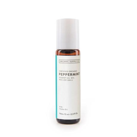 Peppermint Essential Oil Roller Ball 10ml
