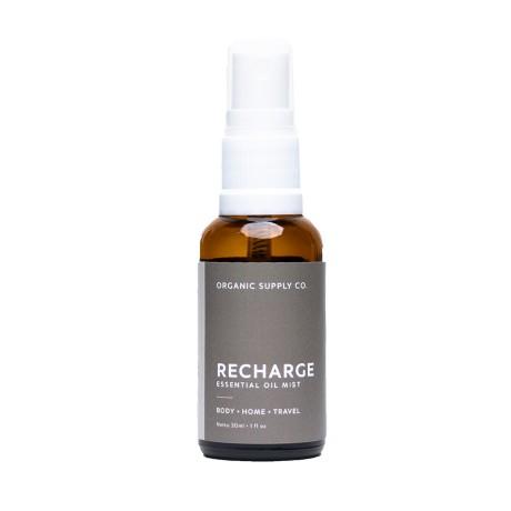 Recharge Essential Oil Mist 30ml