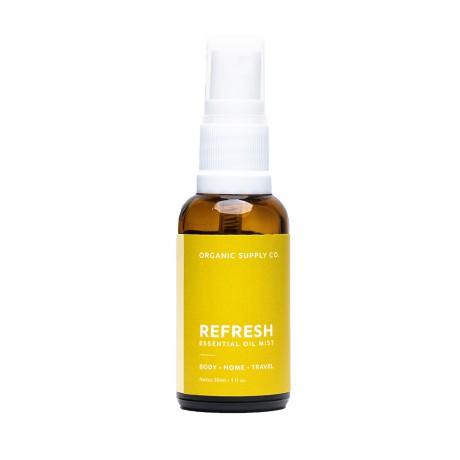 Refresh Essential Oil Mist 30ml