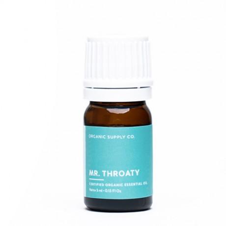 Mr. Throaty Essential Oil 5ml