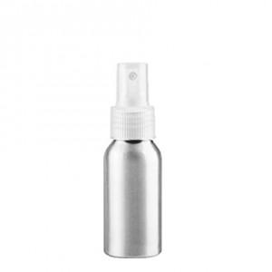 50ml Aluminium Bottles with Spray